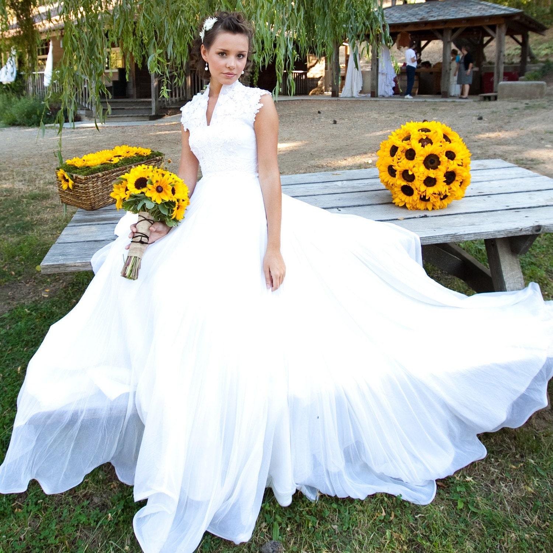 Mariages r tro robes d 39 autrefois mod le vintage style ann es 40 - Style annee 40 ...