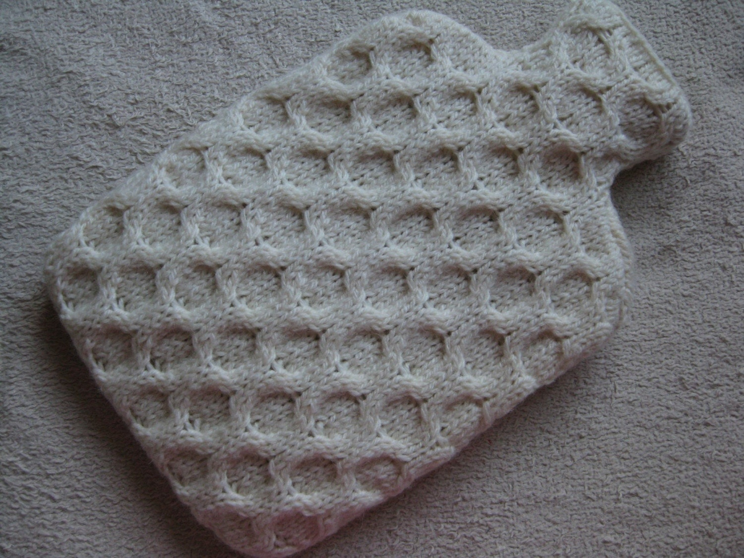 Hot Water Bottle Knitting Patterns - My Patterns