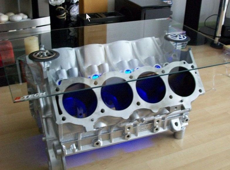 V8 Engine Coffee Table V8 Coffee Tables 321 960 5945