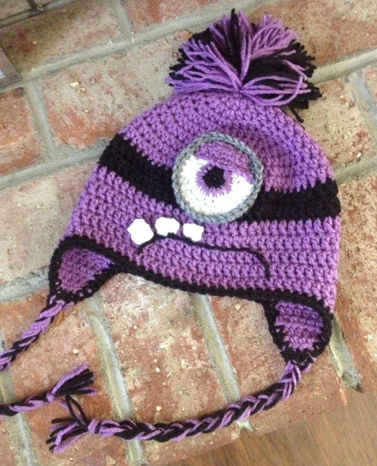 Free Minion Crochet Patterns - The Crochet Crowd