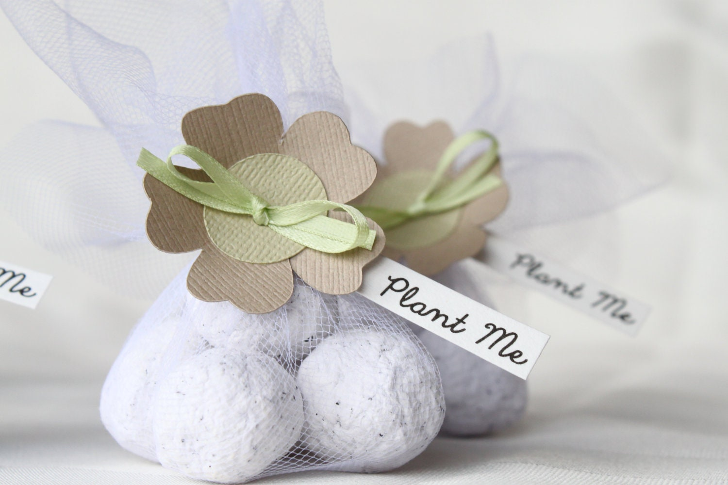 Etsy Wedding Favors Flower Seeds - items similar to 20 seed owl ...