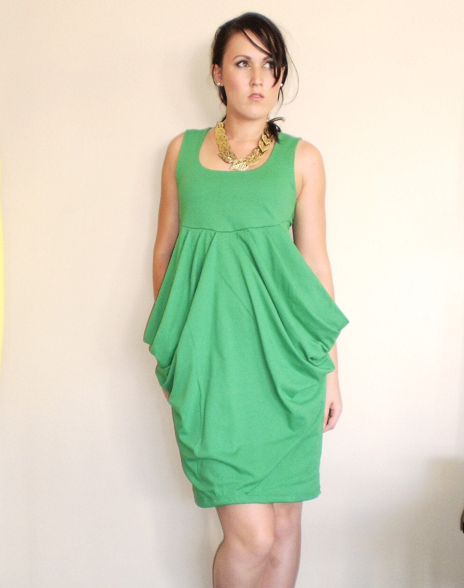 Apple Green Lola Dress