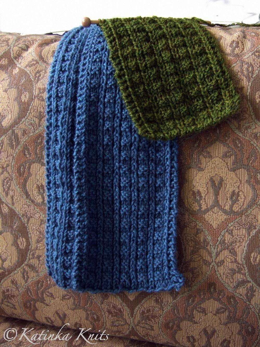 Easy Scarf Knitting Pattern : EASY SCARF KNITTING PATTERNS   FREE KNITTING PATTERNS