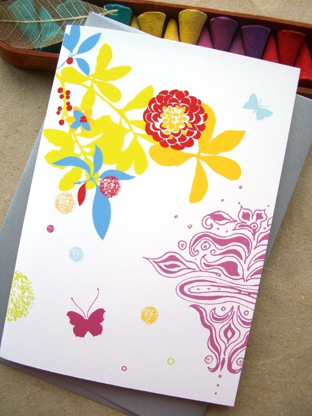 Greeting card - Mix n Match Series 6-6