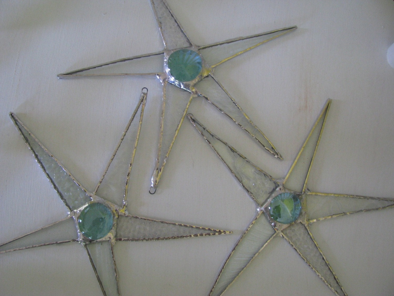 Seafoam Memory Star