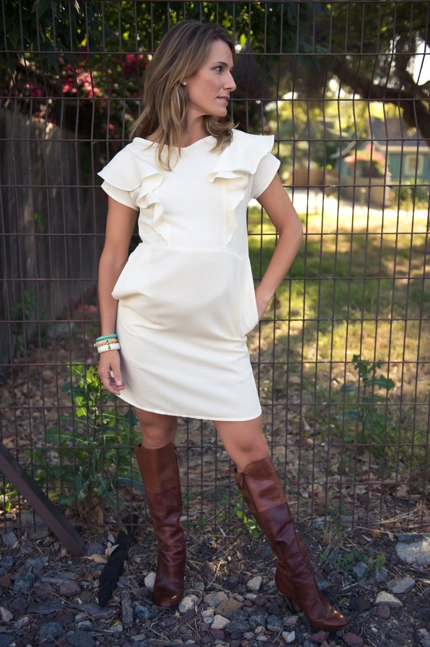 The Andie Maternity Dress