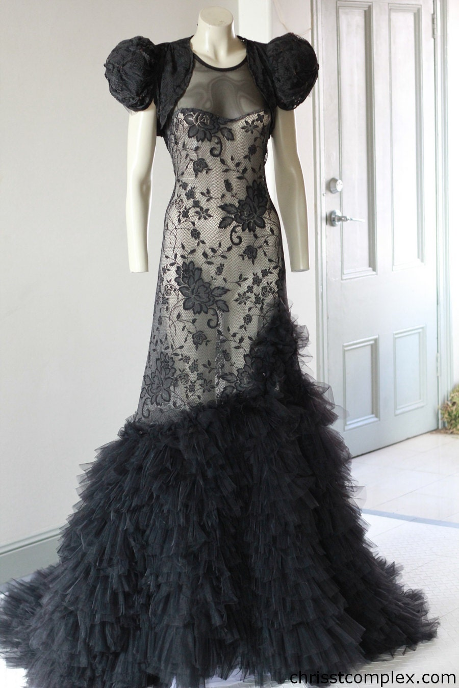 womens gothic style wedding dresses steampunk wedding dresses