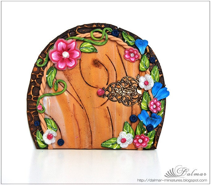 Fairy Door Magical Portal - verrano