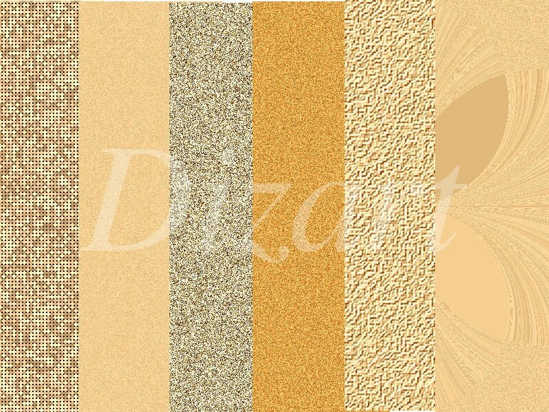 Sand Scrapbook Paper