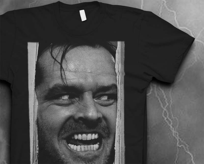 Here's Johnny Mens Tshirt