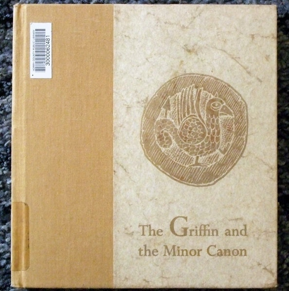 the griffin and the minor canon The griffin and the minor canon won a lewis carroll shelf award in 1963 his most famous fable, the lady, or the tiger (1882).