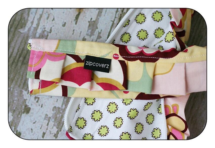 Tutti Frutti : a Zipcoverz Camera Strap Cover