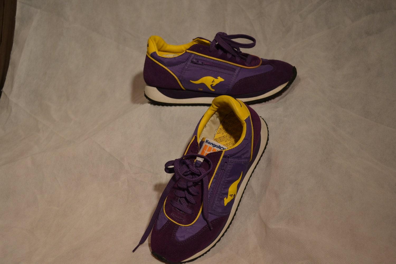 vintage classic kangaroo tennis shoes by raidingnanascloset