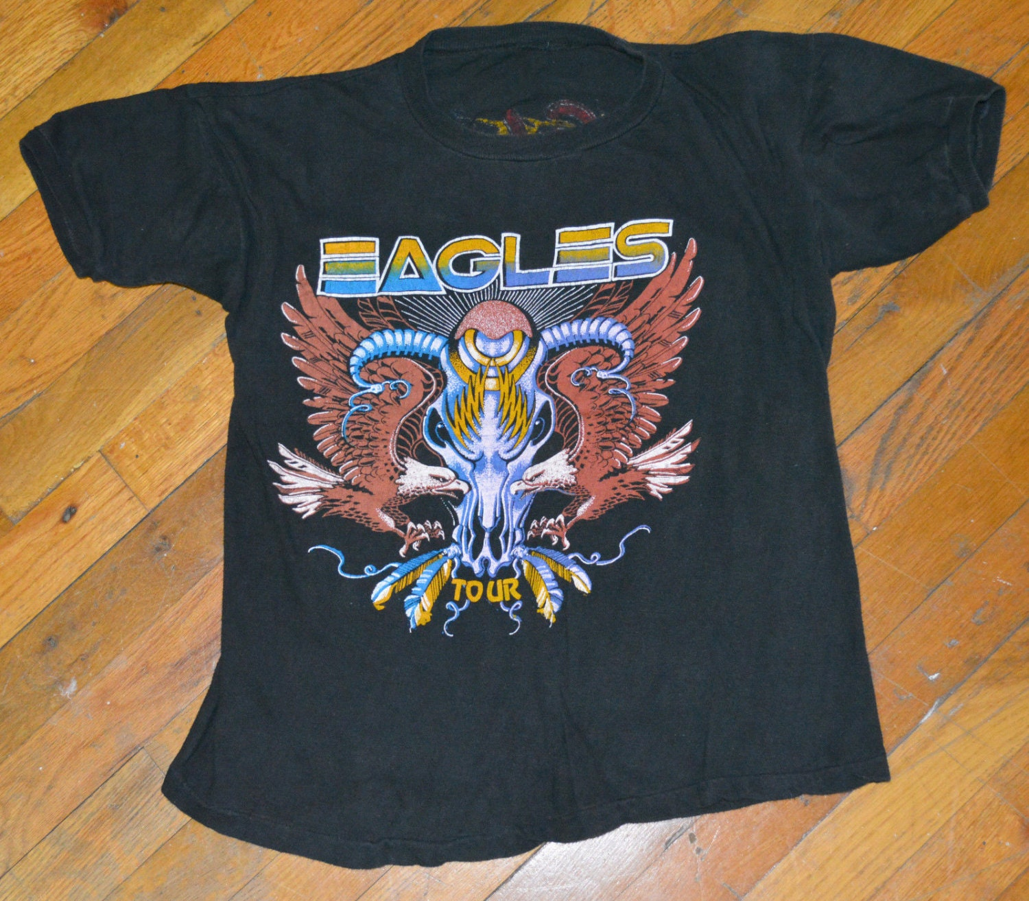 The eagles t shirts