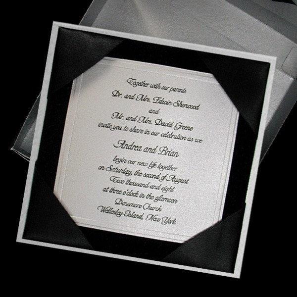 Wedding Gift Using Invitation : Wedding Invitation Wording: Wedding Invitation Wording No Boxed Gifts
