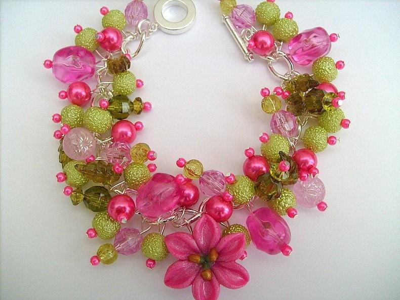colourart: Kim Smith (SRAJD) Charm Bracelets