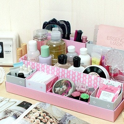 Desk Organizer Box in Box - Princess