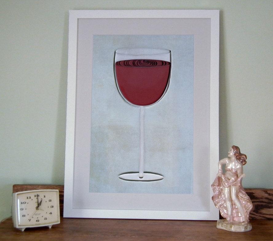 red wine essay