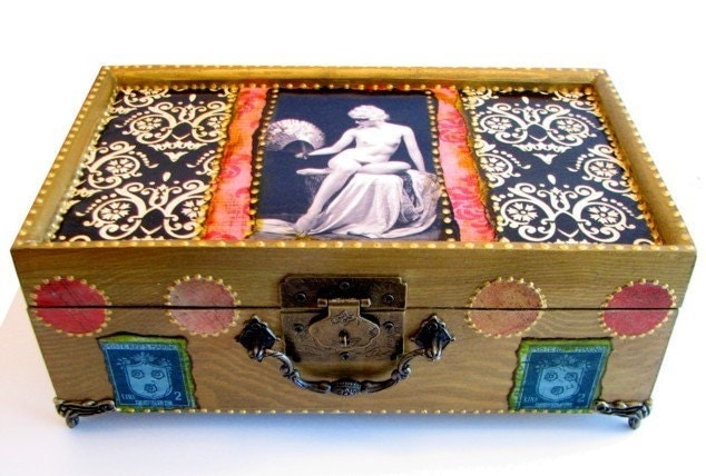 Erotica Jewelry Box ...MATURE