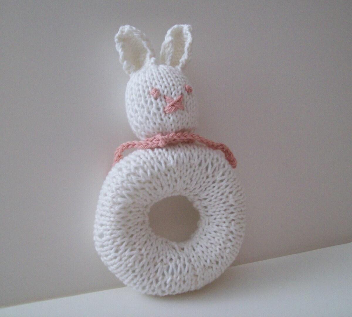 Organic Cotton Bunny