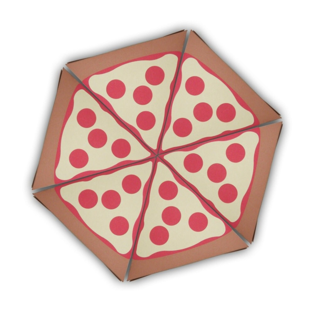 pizza box template pdf 2