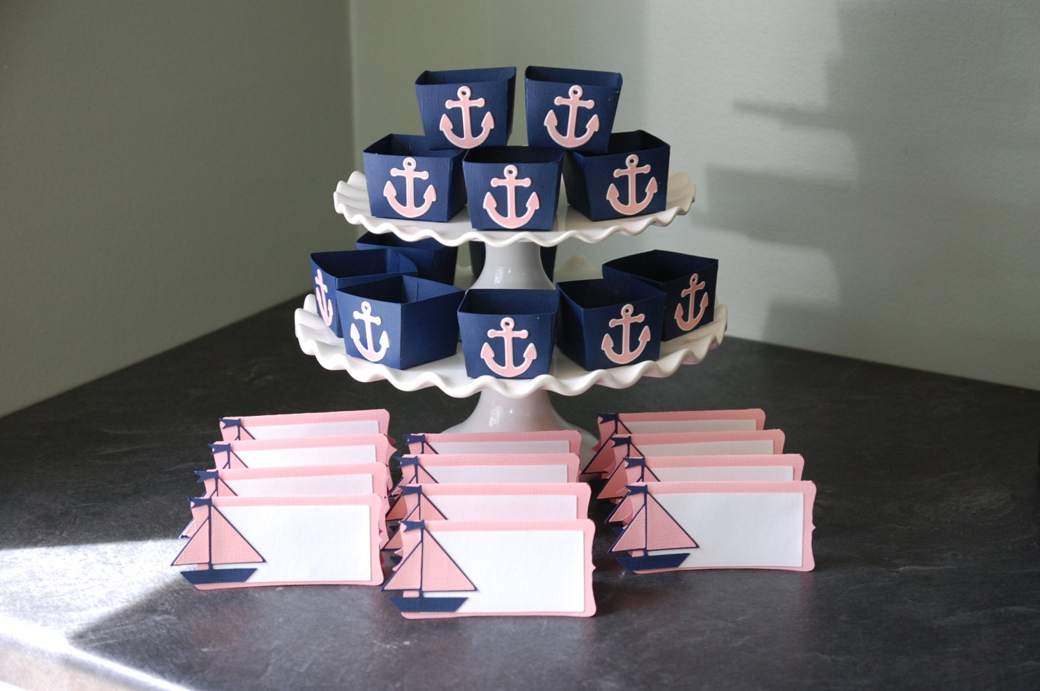 Popular items for anchor sailboat on etsy for Anchor decoration runescape