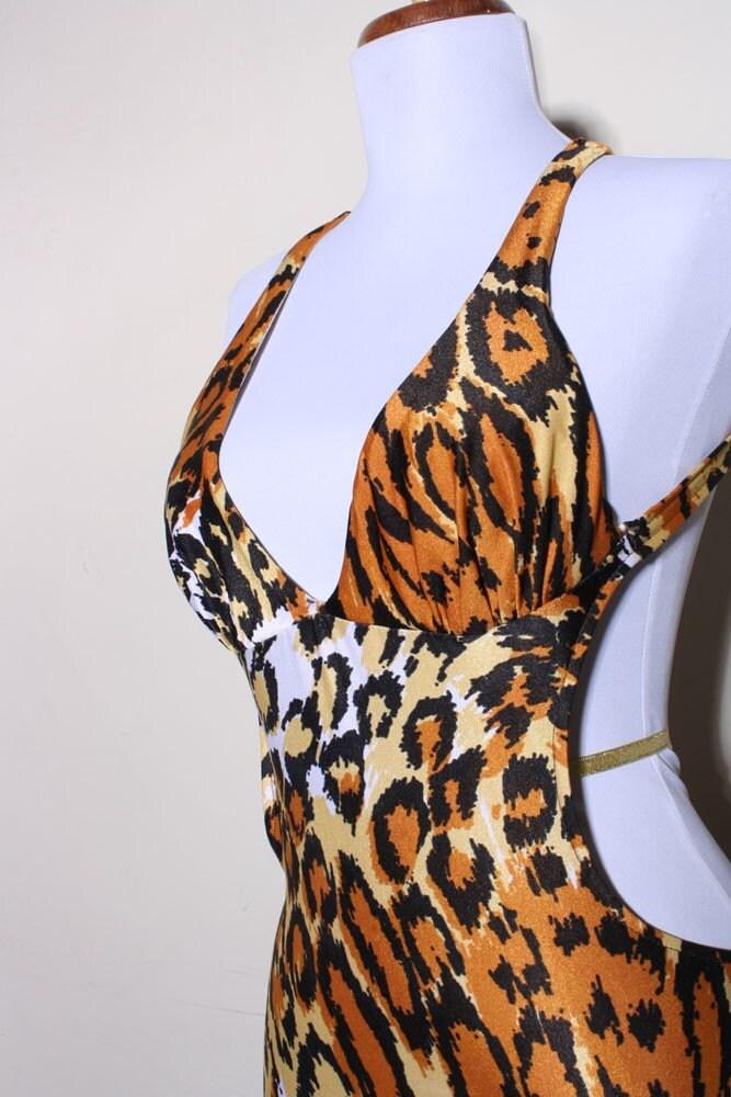 Vintage Leopard Print Castaway Vintage
