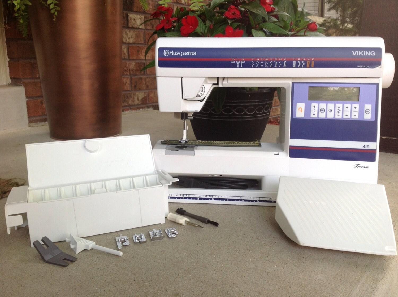 viking 415 sewing machine
