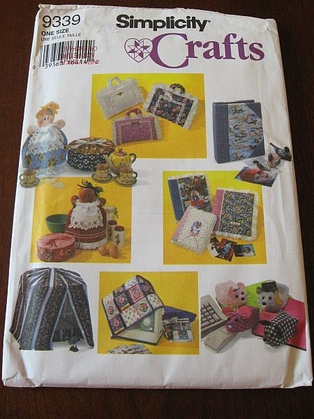 Book Cover Sewing Machine ~ Simplicity patterns for bird cage cover by glamourstitch