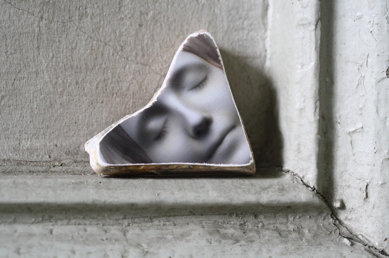 L'Inconnue de la Seine Photo Stone - Augenblickphoto