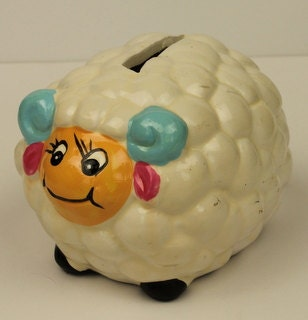 Little Sheep PiggyBank