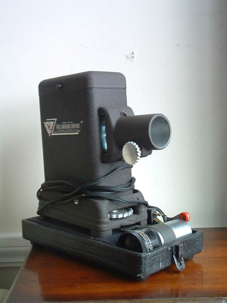 Vintage  projector Model TDC 300