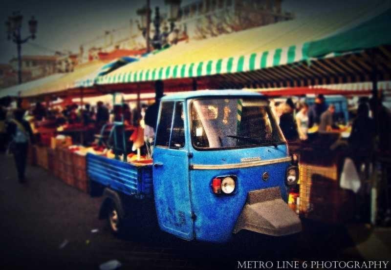 Market Truck 8x10 Photography Print