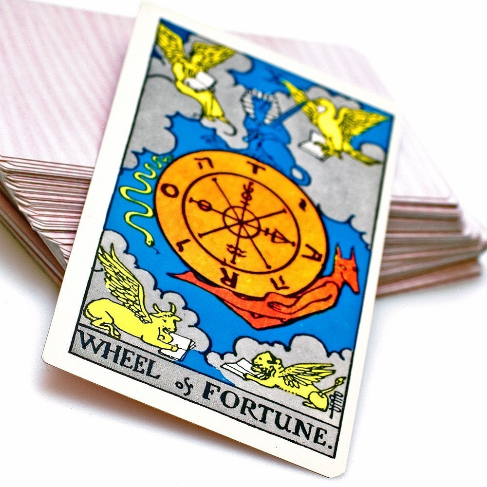 Psychic Tarot card reading for 45 minutes with the  Rider-Waite/Doreen Virtue/Symbolon decks. 30 years of experience