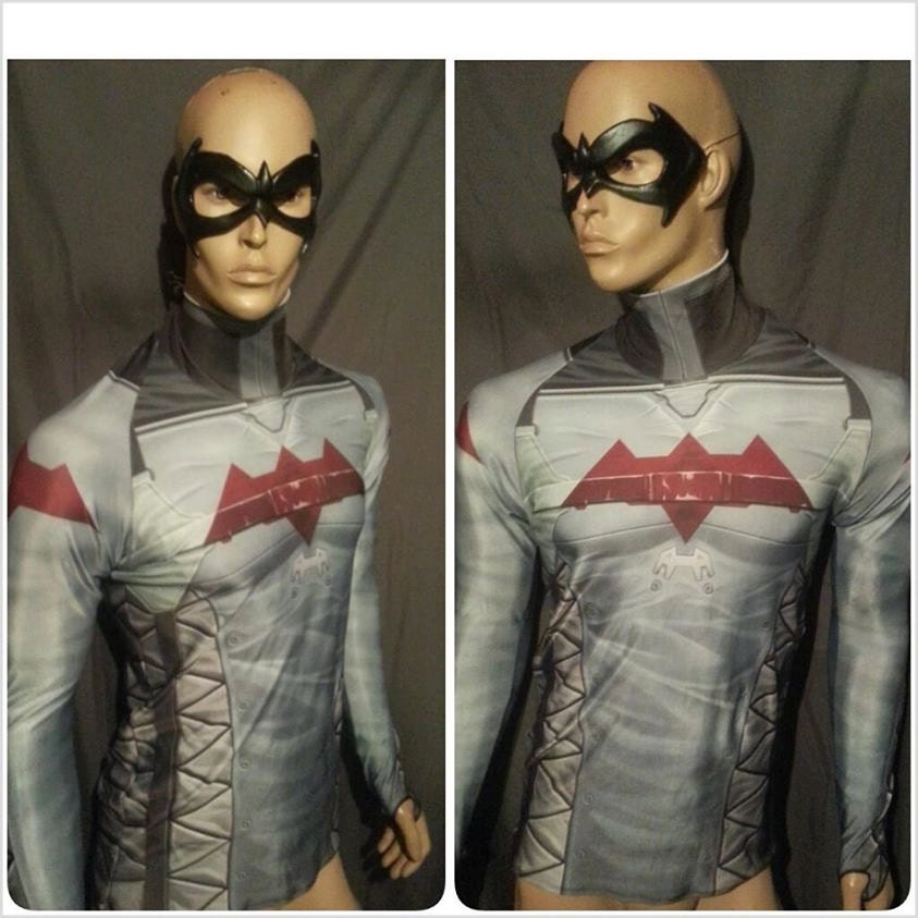 Jason todd batman cosplay