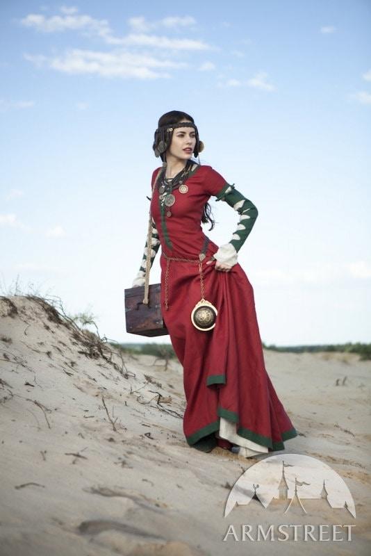 "Steampunk Dress ""The Alchemist's daughter"" - armstreet"