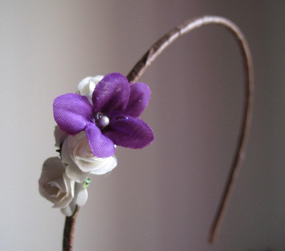 Violet scented