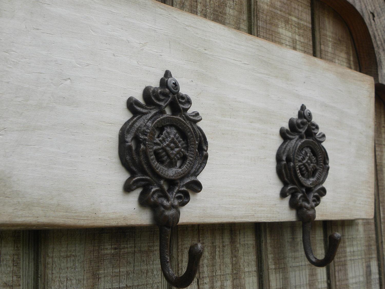 Decorative Wall Hooks Key Hook Shelf Coat Hooks Hat By Myperch