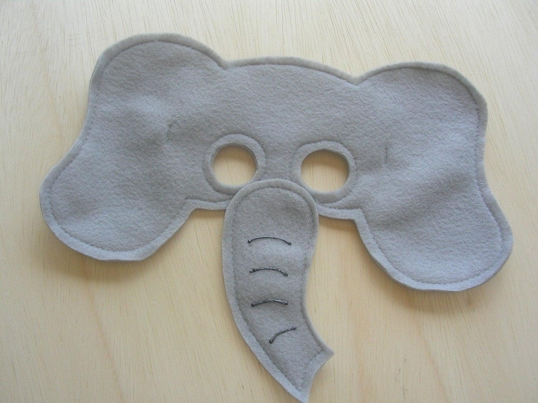 Childs Elephant Mask