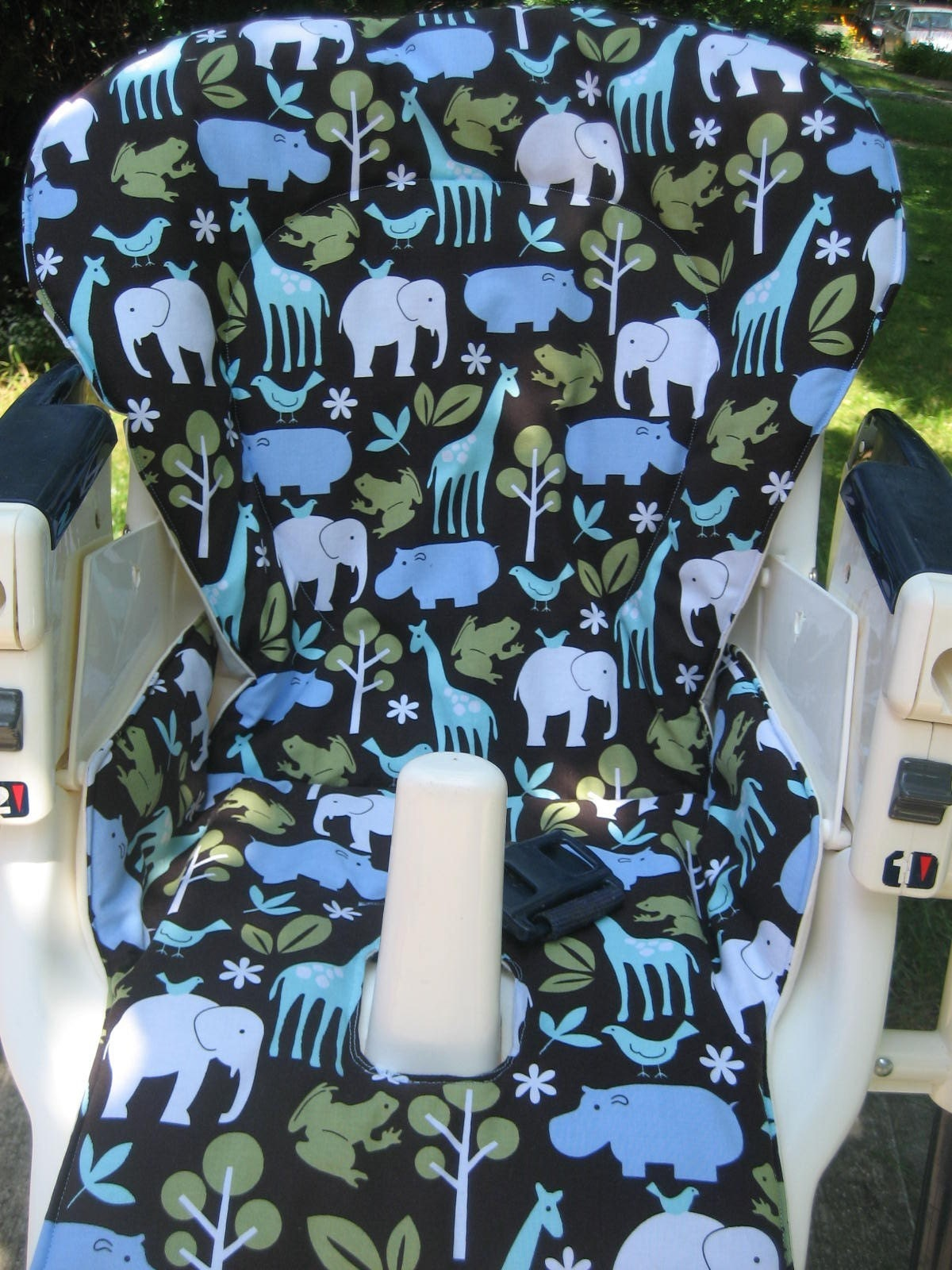 Custom  PEG PEREGO Prima Pappa High Chair Cover - You Choose the Fabric
