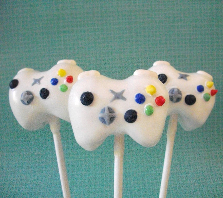 Xbox Cake Pops