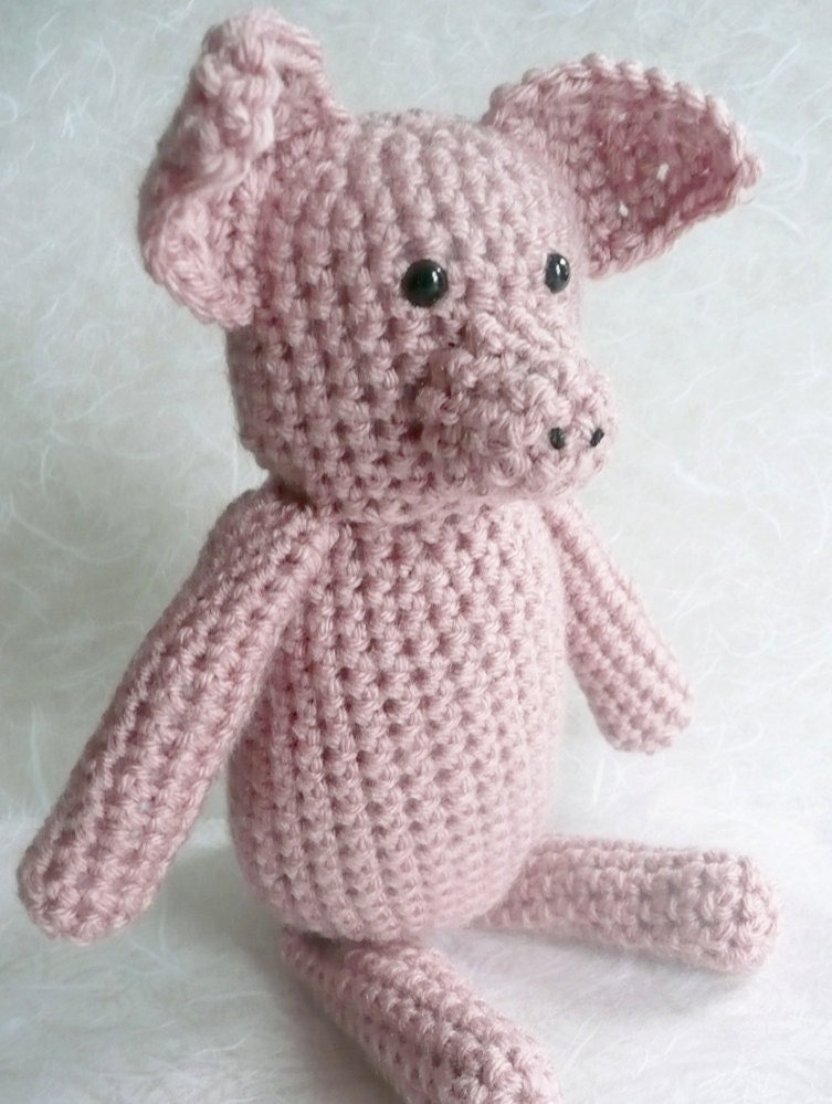 Crocheting Stuffed Animals : Crochet Stuffed Animals {doodlebug crochet} - in the know mom