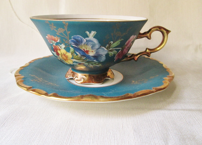 vintage teacup tea cup - photo #21