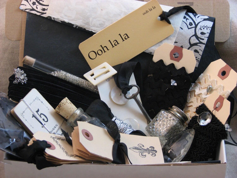 Ooh la la craft kit