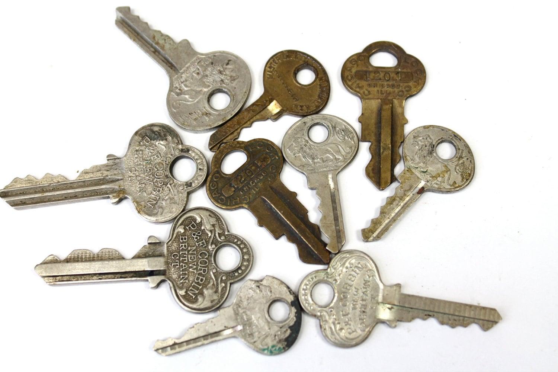 Master lock lion keys