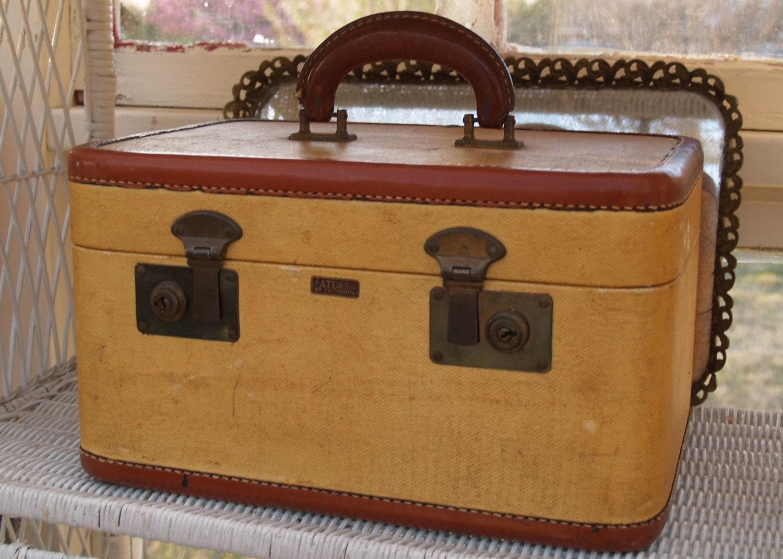 Vintage Train Cases 72