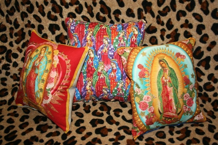 virgen de guadalupe decorative
