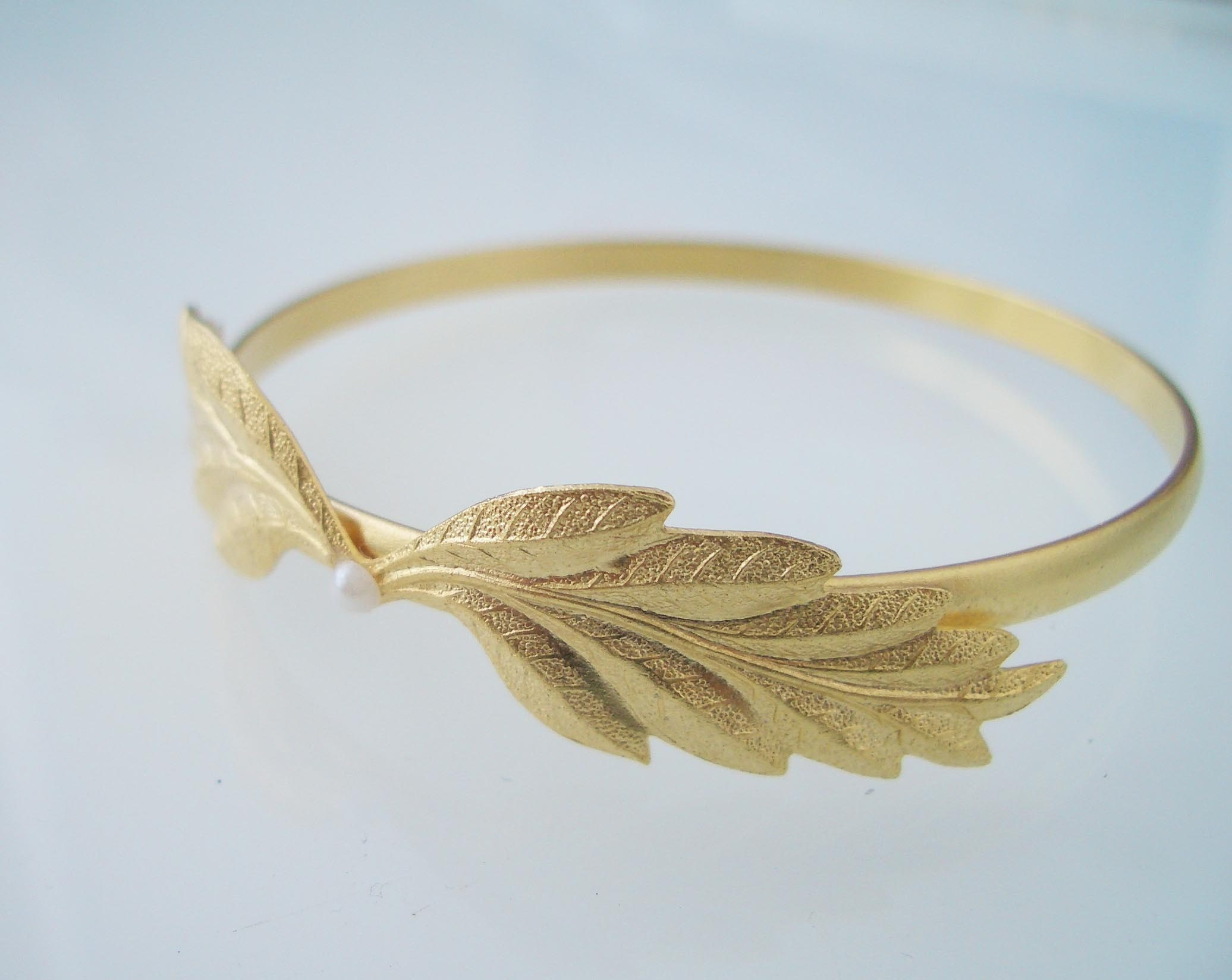 Golden Wings Bracelet - Mother's Day Sale