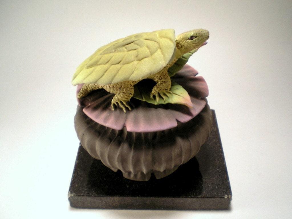 Box Turtle Totem