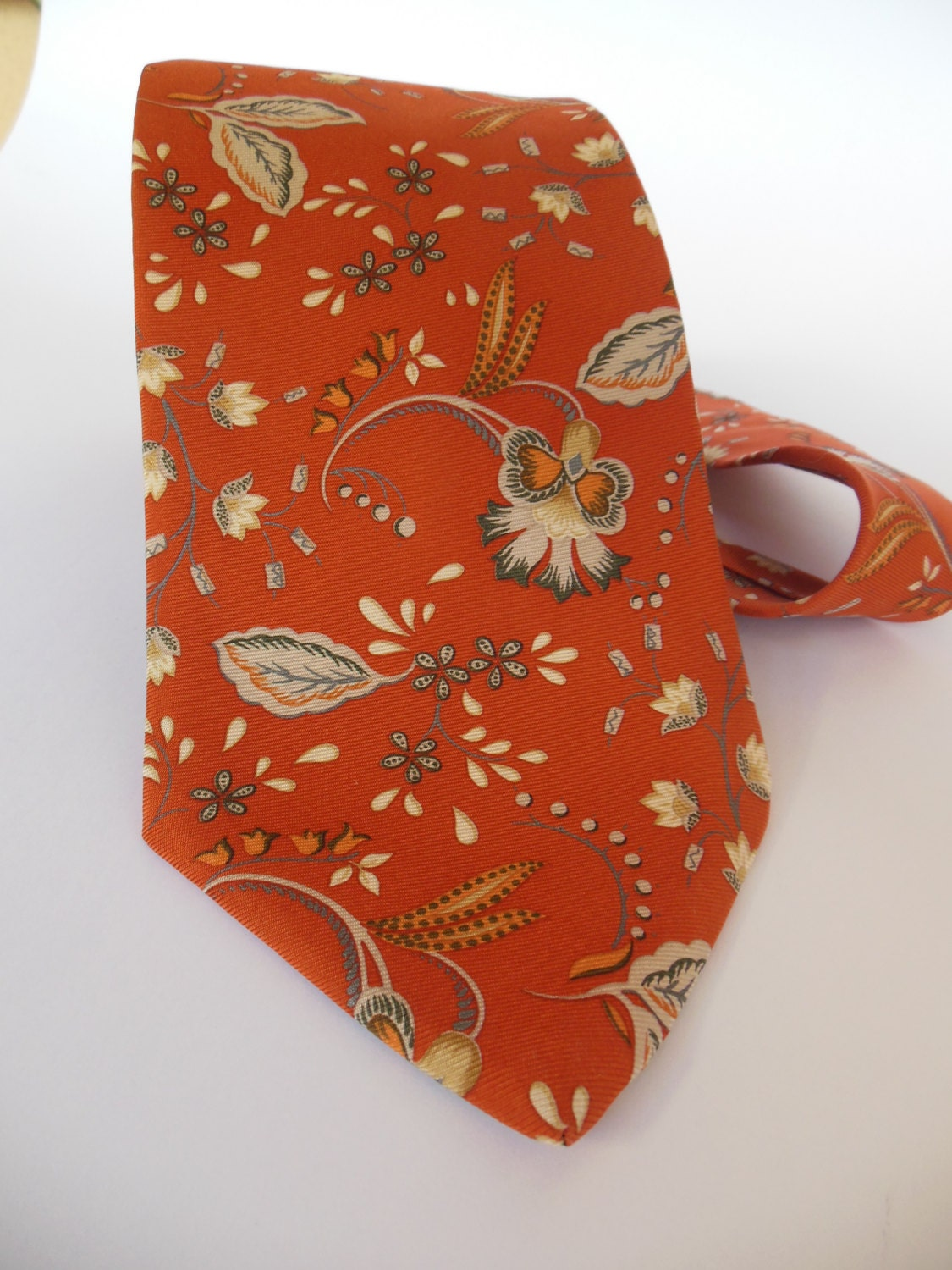 NINA RICCI Vintage Men, Neckties Mens, Retro Neckties - Limbhad